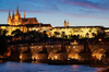 Prague hotels and apartments