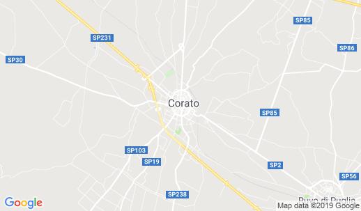 Carte Italie Corato.A Hotel Com Alberghi Di Lusso Ed Economici A Corato Italia