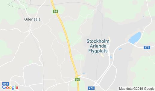 Karta Over Arlanda Flygplats.A Hotel Com Lyx Och Billigt Hoetell I Kattsta Sverige Boende